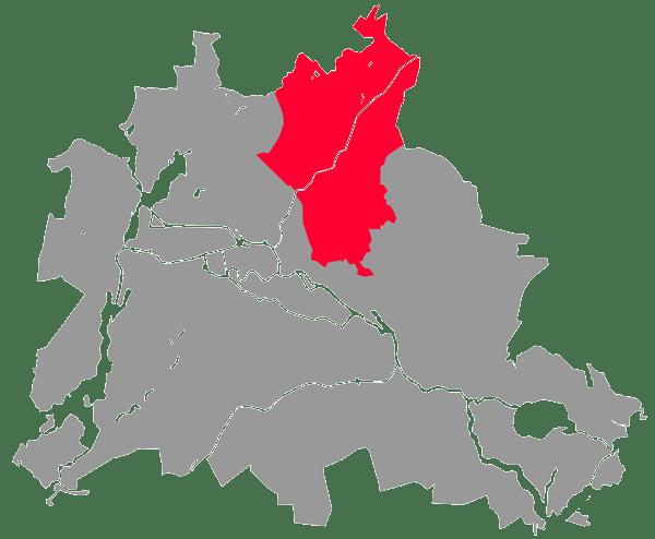 Pankow, Prenzlauer Berg, Weissensee